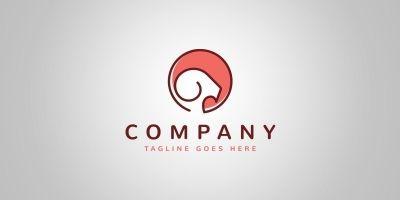 Goat Logo Template