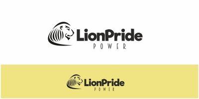 Lion Pride Logo