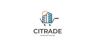 Trade City Logo Template