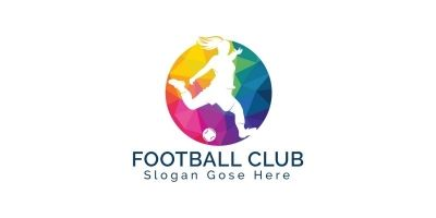 Football Club Logo Design