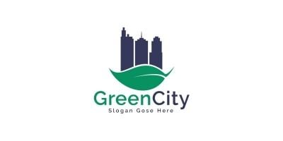 Green City Logo Design