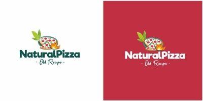 Natural Pizza Logo