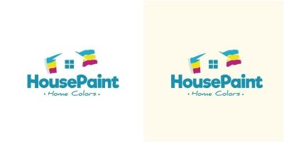 House Paint Logo