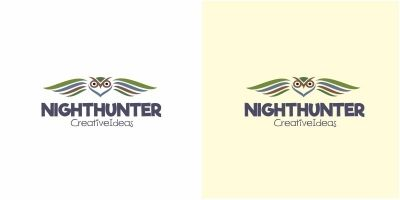 Night Owl Hunter Logo