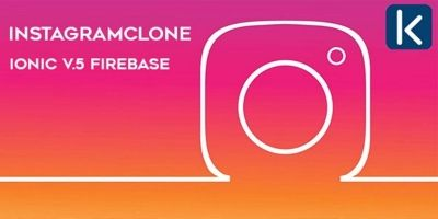 InstagramClone - Ionic V5 And Firebase
