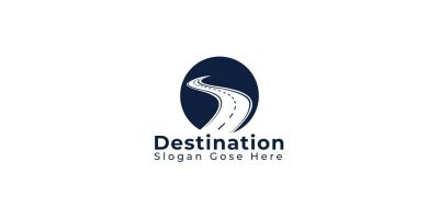 Destination Logo Design