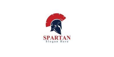 Spartan Logo Design