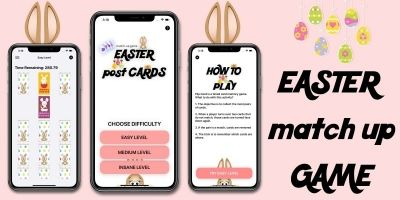Easter Post Cards - Full iOS Application