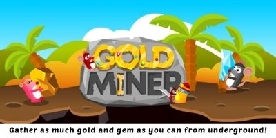 Gold Miner - Unity Complete Project
