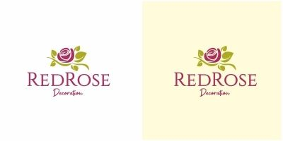 Red Rose Logo