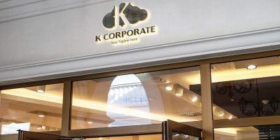 K Letter Sky Logo
