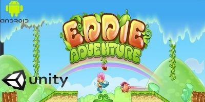 Eddie Adventure - Unity Source Code