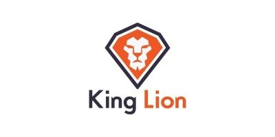 Lion King Logo Design