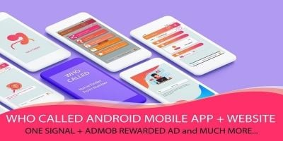 Who Called Android Mobile App And Website