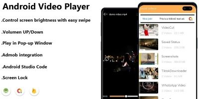 Android Video Player - All format HD Video player