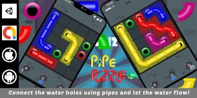Pipe Puzzle - Unity Complete Project
