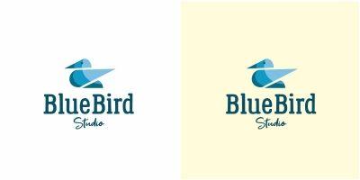 Blue Bird Logo