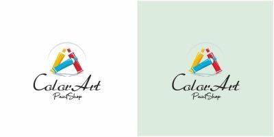 Color Art Logo