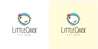Little Chick Logo