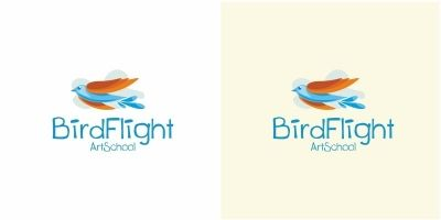 Bird Flight Logo