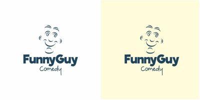 Funny Guy Logo