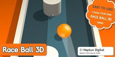 Race Ball 3D - Unity Source Code