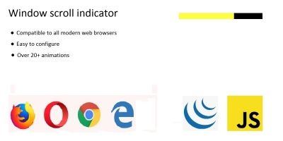 Window Scroll Indicator jquery Plugin