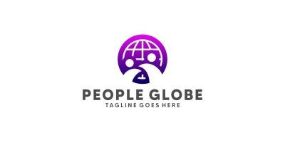 People Globe Logo
