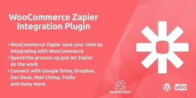 WooCommerce Zapier Integration Plugin