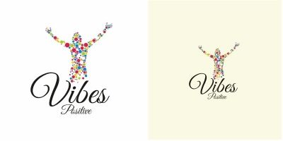 Vibes Positive Logo