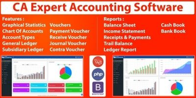CA Expert Accounting Software