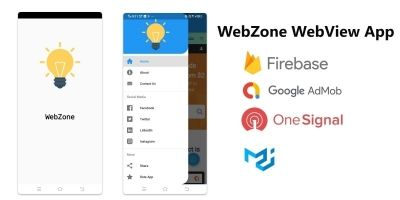 WebZone WebView App Source Code