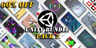 Unity Games Bundle Pack 2