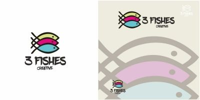 Three Fishes Logo