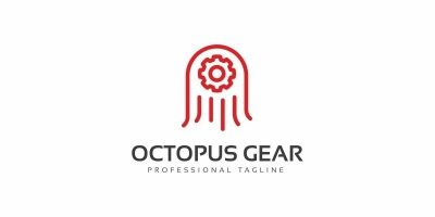 Octopus Gear Logo