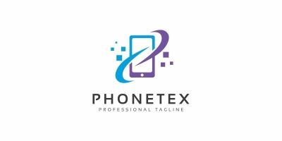 Phone Technology Logo