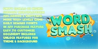Word Smash - Complete Unity Project