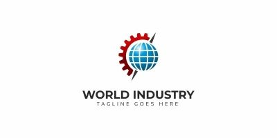 World Industry Logo