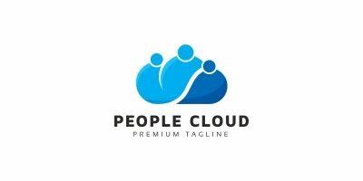 People Cloud Logo