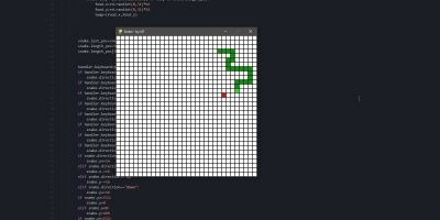 Snake Python Script