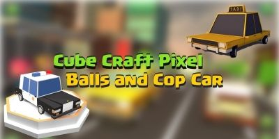 Balls Vs Cop Car Buildbox 3D Template