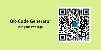 QR-code generator PHP