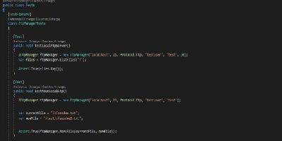 Aurora FTP .NET