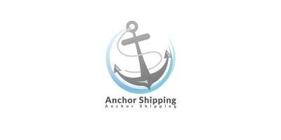Anchor Shipping Logo