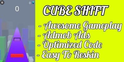 Cube Shift - Unity Source Code