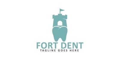 Fort Dental Logo Design