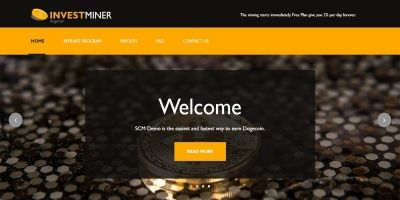 InvestMiner Theme For SCM Script