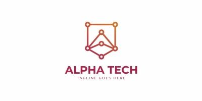 Alpha Tech Logo