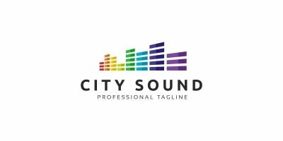 City Sound Logo