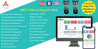 Renova HRM And Payroll System
